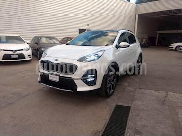 Foto venta Auto usado Kia Sportage SXL AWD 2.4L (2019) color Blanco precio $480,000