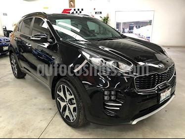 Foto venta Auto usado Kia Sportage SXL AWD 2.4L (2018) color Negro precio $389,000