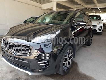 Foto venta Auto usado Kia Sportage SXL AWD 2.4L (2018) color Negro precio $459,200