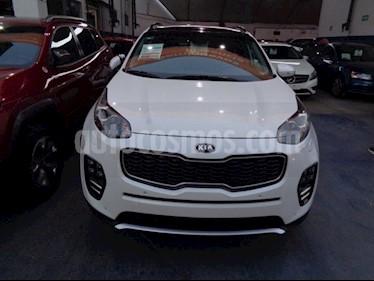 Foto venta Auto usado Kia Sportage SXL (2017) color Blanco precio $375,000
