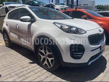 Foto venta Auto usado Kia Sportage SXL (2016) color Blanco precio $349,000