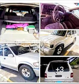 Kia Sportage Wagon Auto. 4x4 usado (2001) color Blanco precio BoF2.300