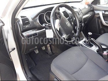 Kia SSorento EX 4X2 7 Pas usado (2011) color Gris precio $6.900.000