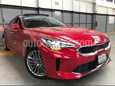 Foto venta Auto usado Kia Stinger EX (2018) color Rojo precio $450,000