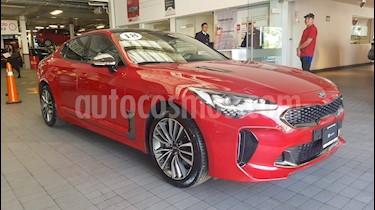 Foto venta Auto usado Kia Stinger GT Line (2018) color Rojo precio $595,000