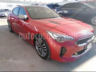 Foto venta Auto usado Kia Stinger GT Line (2018) color Rojo precio $499,000