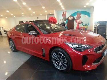Foto venta Auto usado Kia Stinger GT Line (2018) color Rojo precio $585,000