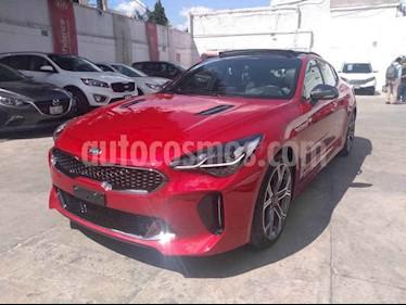 foto Kia Stinger GT usado (2019) color Rojo precio $750,000
