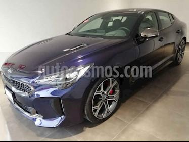 Kia Stinger GT usado (2019) color Azul precio $770,000