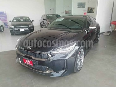 Foto venta Auto usado Kia Stinger GT (2018) color Negro precio $650,000