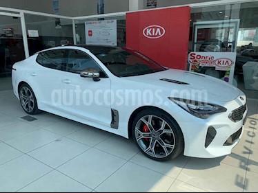 Kia Stinger 4 pts. GT, 3.30T, Biturbo, TA, camara reversa 8, v usado (2019) color Blanco precio $745,000