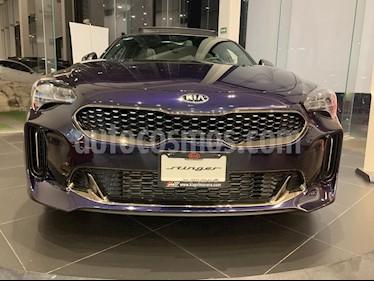 Kia Stinger EX usado (2019) color Azul precio $704,900