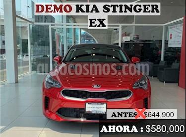 Kia Stinger EX usado (2020) color Rojo precio $580,000