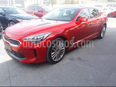 Kia Stinger EX usado (2018) color Rojo precio $470,000