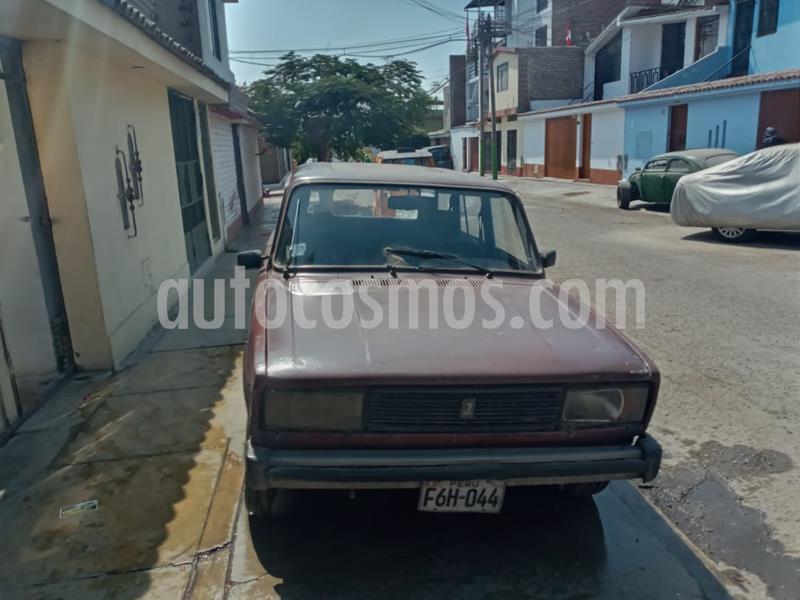 Lada Samara 3p 21080 L4,1.3,8v S 2 1 usado (1992) color Rojo precio u$s850