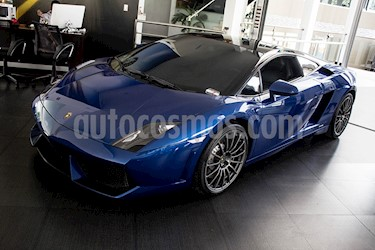 Lamborghini Gallardo Coupe usado (2012) color Azul precio $2,749,000