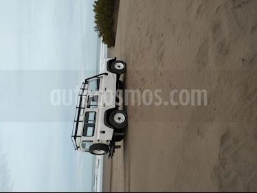 Foto venta Auto usado Land Rover Defender 110 TDi ST SW (1997) color Blanco precio u$s14.500