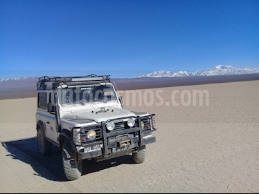 Foto venta Auto usado Land Rover Defender 90 Hard Top (1994) color Blanco precio u$s25.000