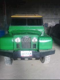 Foto venta carro usado Land Rover Defender 90CountyS-W4x4 (1965) color Verde precio u$s1.000