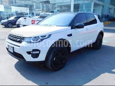 Foto venta Auto Seminuevo Land Rover Discovery Sport HSE Luxury (2016) color Blanco precio $739,900