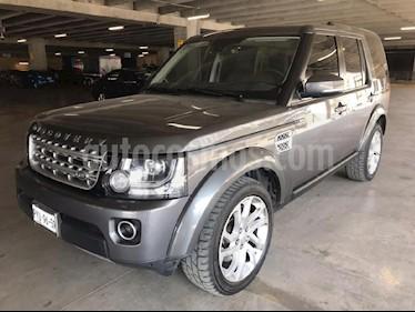 Foto venta Auto usado Land Rover Discovery Sport HSE (2016) color Gris precio $790,000