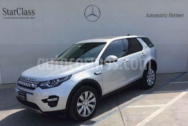 Foto venta Auto usado Land Rover Discovery Sport HSE (2018) color Plata precio $749,900