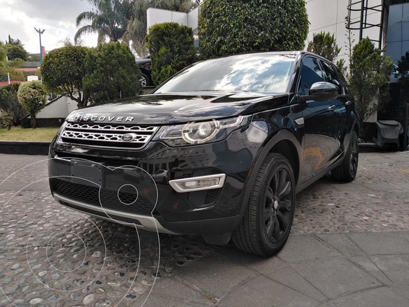 Land Rover Discovery Sport HSE Luxury usado (2019) color Negro precio $855,000