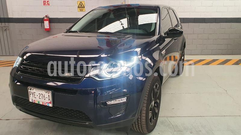 Land Rover Discovery Sport HSE Luxury usado (2019) color Azul precio $810,000