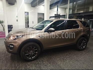 Land Rover Discovery Sport SE usado (2016) color Bronce precio $439,000
