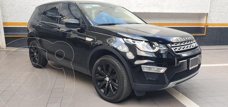 Foto Land Rover Discovery Sport HSE Luxury usado (2019) color Negro precio $850,000
