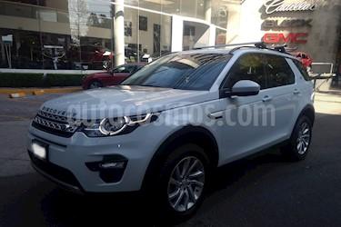 Land Rover Discovery Sport HSE usado (2018) color Blanco Fuji precio $630,000