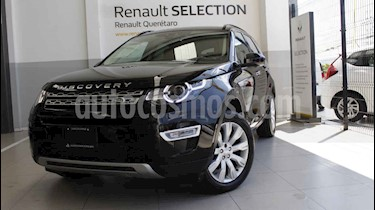 Foto venta Auto usado Land Rover Discovery Sport S (2016) color Negro precio $485,000