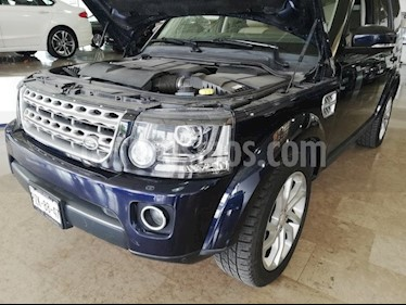 Foto venta Auto usado Land Rover Discovery 4.6L HSE 7Pas (2015) color Azul precio $899,900
