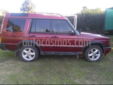 Land Rover Discovery II V8 ES 4.0 usado (2002) color Rojo precio $550.000