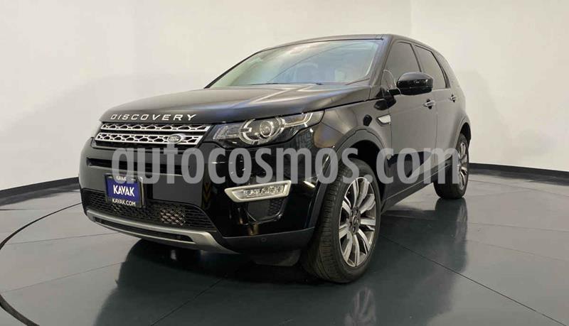 Land Rover Discovery HSE Luxury usado (2017) color Negro precio $577,999