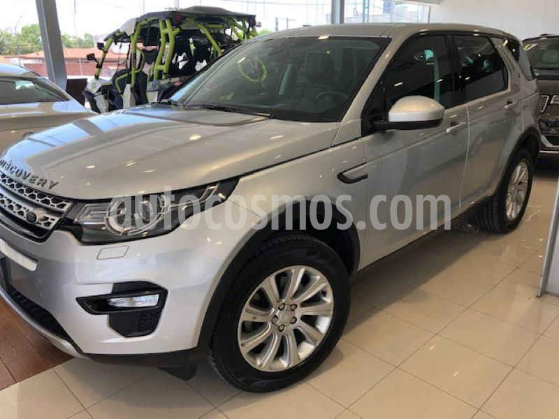 Land Rover Discovery HSE usado (2015) color Plata precio $449,000