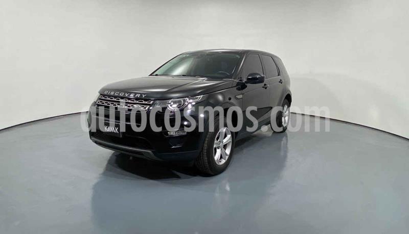 Land Rover Discovery SE usado (2017) color Negro precio $469,999