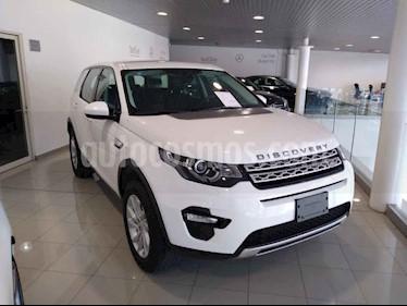 Land Rover Discovery 5p 3.0 HSE usado (2017) color Blanco precio $575,000