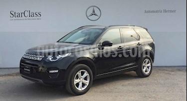 Land Rover Discovery 5p SE L4/2.0/T Aut usado (2016) color Negro precio $499,900