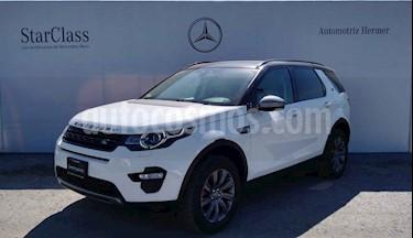 Land Rover Discovery HSE usado (2016) color Blanco precio $549,900