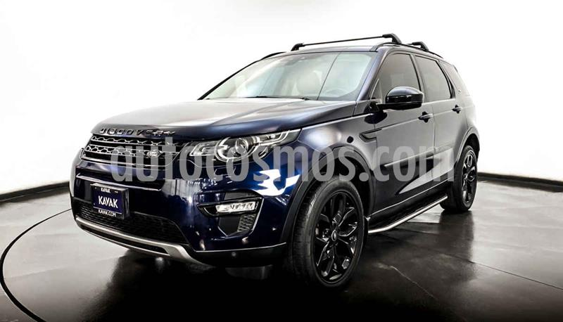 Land Rover Discovery HSE usado (2016) color Azul precio $504,999