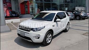 Land Rover Discovery SE L4/2.0 Aut usado (2015) color Blanco precio $390,000