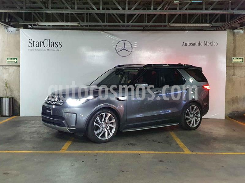 Land Rover Discovery HSE Luxury usado (2018) color Gris precio $980,000