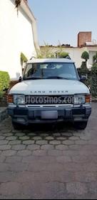 Foto venta Auto usado Land Rover Discovery V8 7 Pasajeros (1999) color Blanco precio $75,000