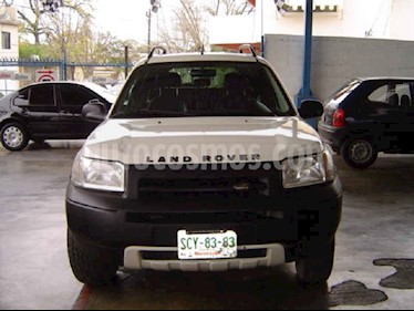 Land Rover Freelander 2.0L Base usado (2003) color Blanco precio $90,000