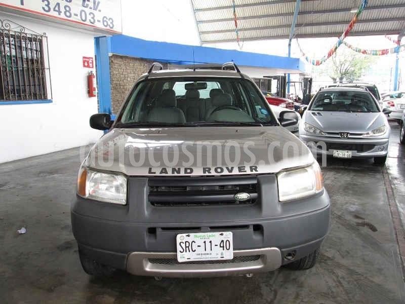 Land Rover Freelander 2.0L Base usado (2000) color Gris precio $80,000