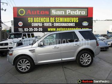Land Rover LR2 HSE usado (2013) color Plata precio $249,000