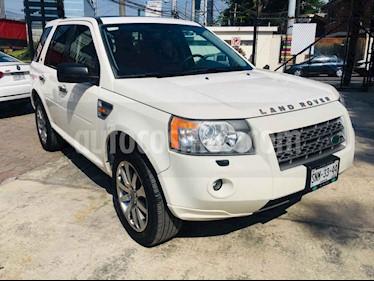 Land Rover LR2 SE usado (2008) color Blanco precio $149,000