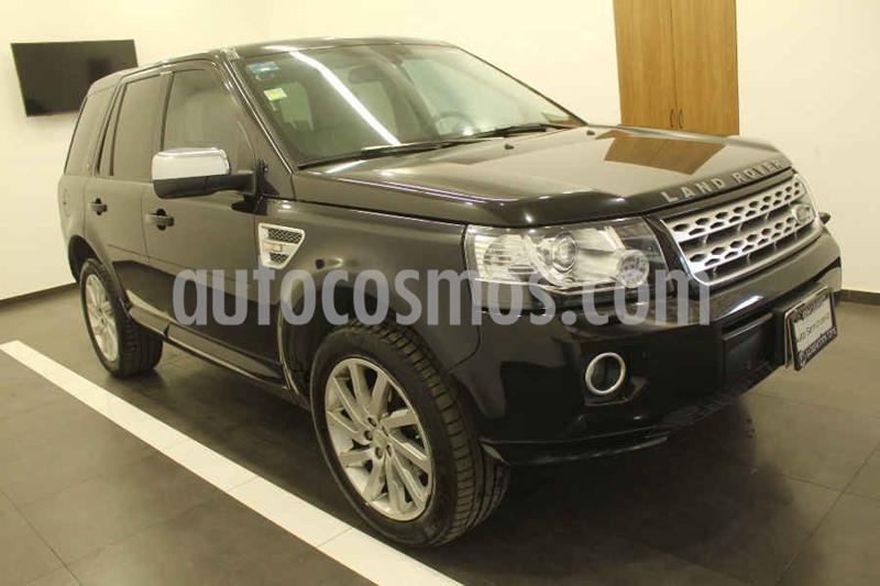 Land Rover LR2 HSE usado (2015) color Negro precio $369,000