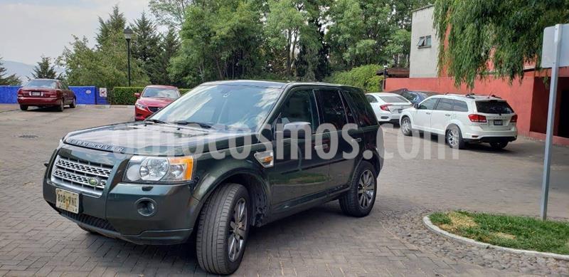 Land Rover LR2 HSE Premium usado (2008) color Verde precio $160,000